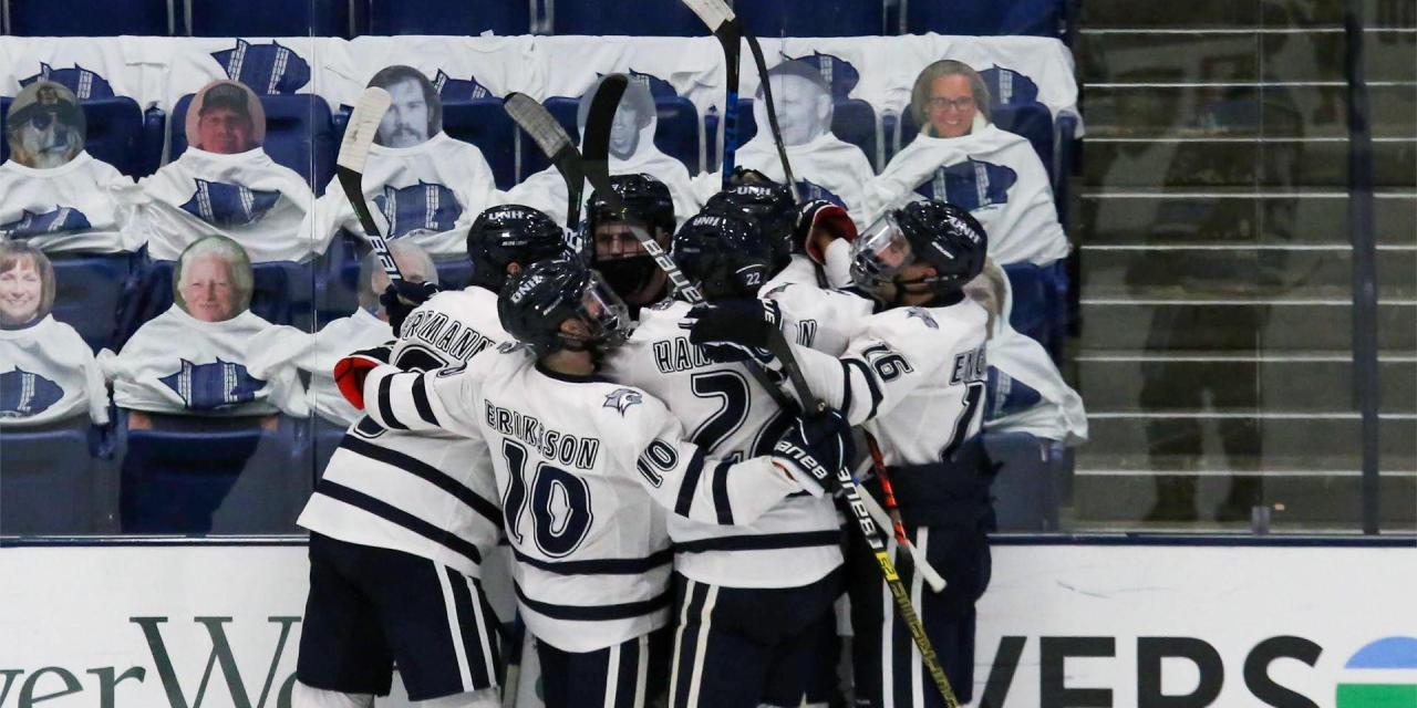 UNH men's hockey: Wildcats backed by strong veteran presence in 2021-22
