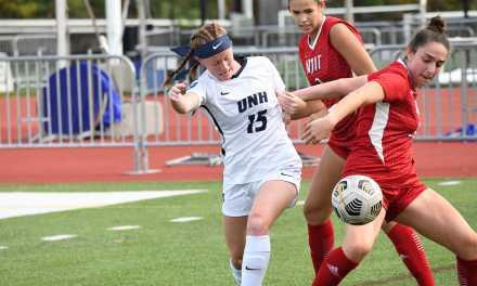 UNH women's soccer: Wildcats win-streak snapped as playoffs inch closer