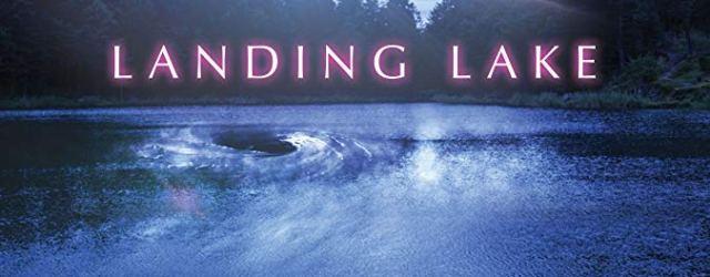 Landing Lake Poster