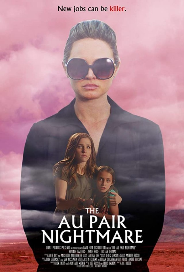 'The Au Pair Nightmare' Poster