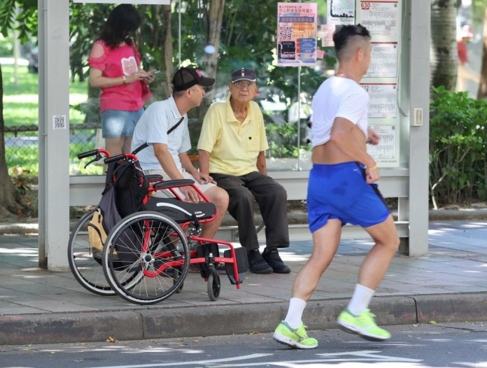 Taiwanese life expectancy sets a new record.