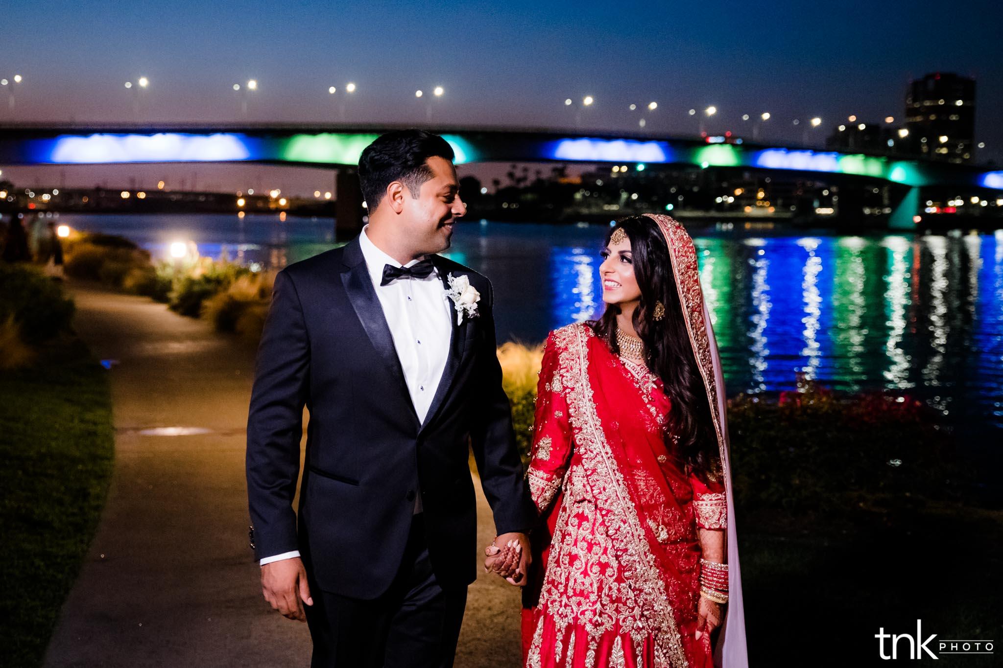 Hotel Maya Wedding Photos | Zoha and Zain