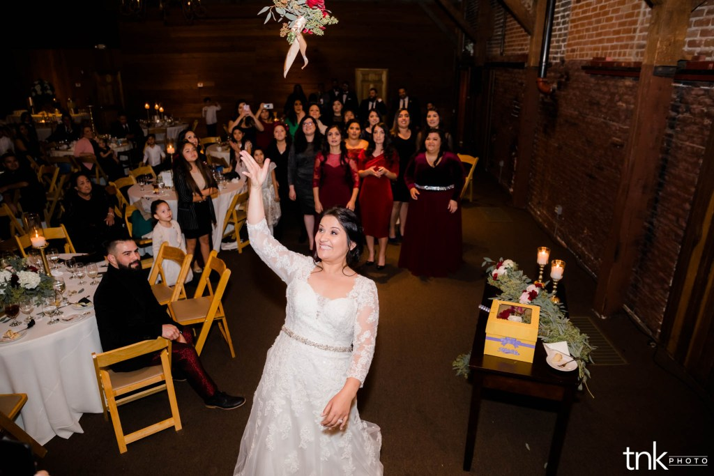 mitten building wedding photographer