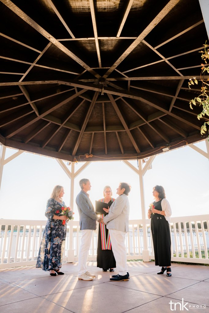 newport beach dunes waterfront resort and marina wedding