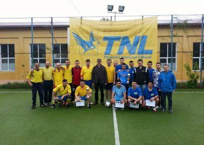 Câștigătorii Cupei TNL Alba la fotbal