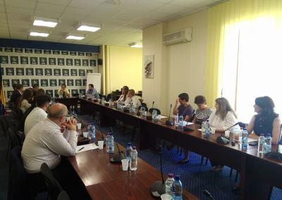 Ședința Comisiei Naționale de Educație a TNL