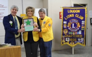 Loudon Lions Green Star Award