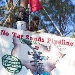 KXL Pipeline Blockade in East Texas/Sarah Thomas/flickr