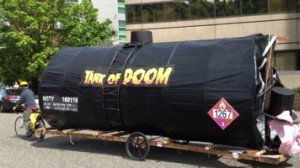 Tank of Doom Leaving GCC Demo Small
