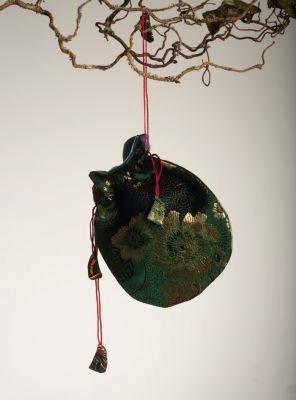 mala bag for protecting Tibetan mala