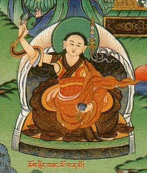 Painting of Shugsep Jetsunma