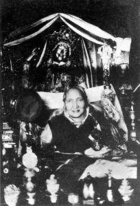 Shugsep Jetsun Tibetan yogini