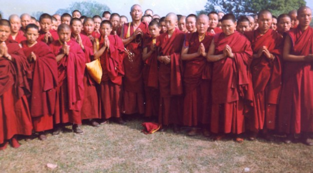 escapee nuns, Buddhist nuns, Tibetan Nuns Project, Dolma Ling Nunnery, Tibet, nuns