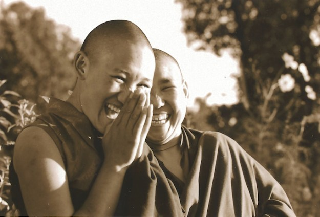 Shugsep Nunnery, Tibetan Nuns Project, Tibetan nuns, Buddhist nuns,