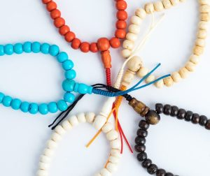Assorted Bone Malas, mala, malas, Tibetan malas, Tibetan prayer beads, wrist malas, prayer beads, praying, meditation