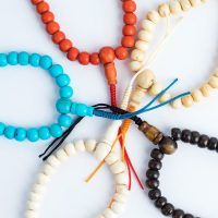 Assorted Bone Malas, mala, malas, Tibetan malas, Tibetan prayer beads, wrist malas, prayer beads, praying, meditation