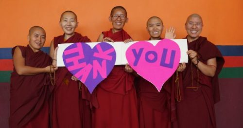 Current Needs, Tibetan Nuns Project, Current Projects
