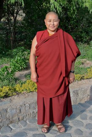 Geshema Tenzin Palmo