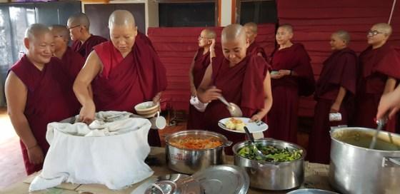 Geshema exams 2019 Tibetan Buddhist nuns