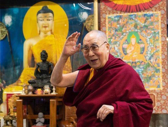 His Holiness the Dalai Lama vaccinated,