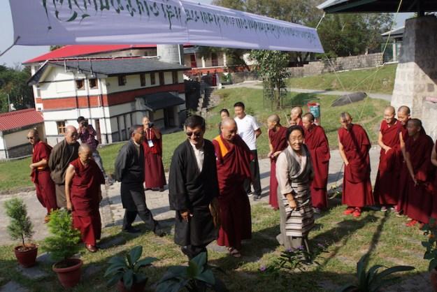 Rinchen Khando Choegyal,