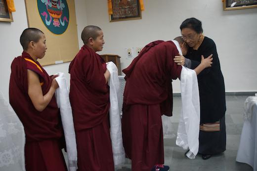 Rinchen Khando Choegyal, Geshemas,