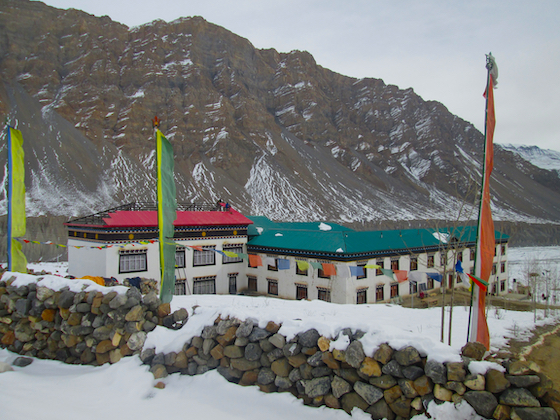 Sherab Choeling Nunnery in Spiti Himachal Pradesh