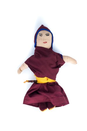 Nun Doll
