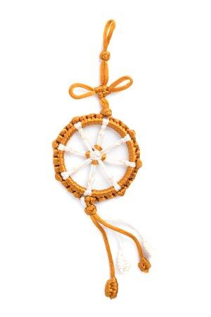 Large Dharma Wheel Gold