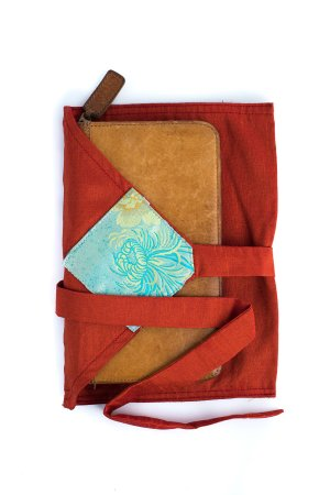 Journal Bag Red