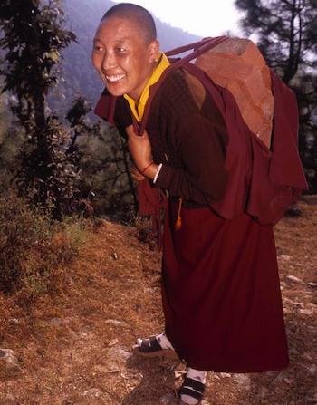 Tibetan Buddhist nun, Shugsep Nunnery