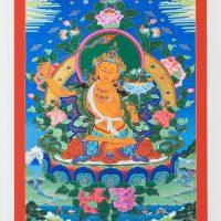 Wisdom Buddha - Unframed
