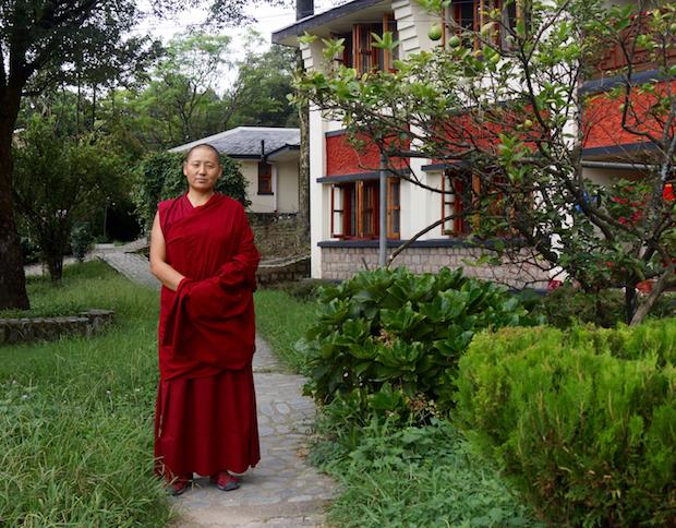 Geshema, Tenzin Kunsel,