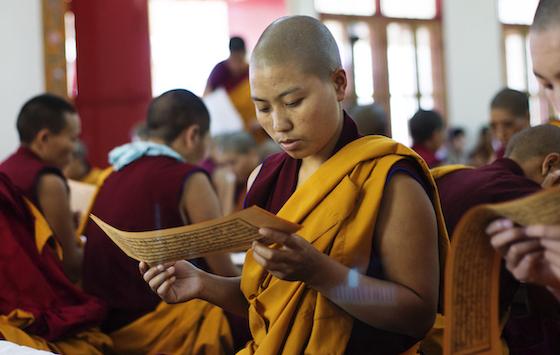 words of the Buddha, Kangyur, Tenzin Sangmo
