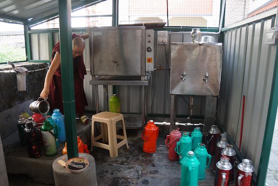 water boiler Dolma Ling
