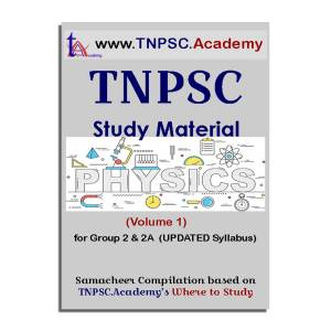 TNPSC Physics