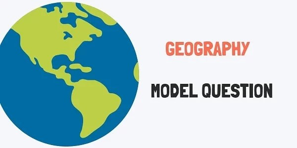 TNPSC GEOGRAPHY MODEL QUESTION 22-08-2018