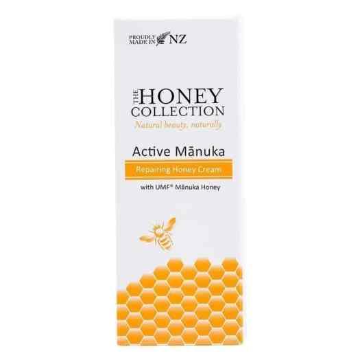 The Honey Collection Active Manuka Honey Cream - 50g