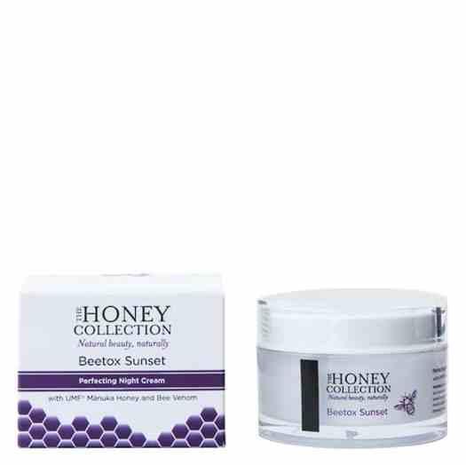 The Honey Collection Beetox Sunset - Perfecting Night Cream 50g