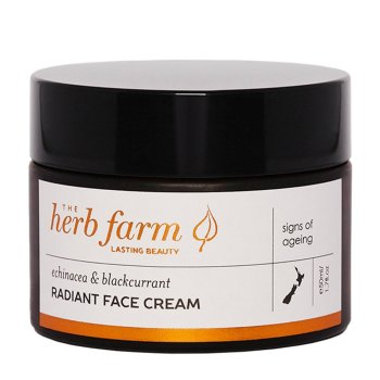 The Herb Farm Echinacea & Blackcurrant Radiant Face Cream - 50ml