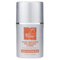 Suntegrity Natural Moistrurizing Face Sunscreen & Primer Broad Spectrum SPF 30 - 1.7OZ