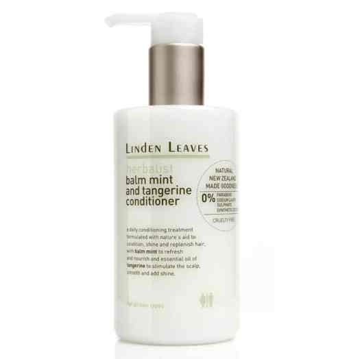 Linden Leaves Herbalist Balm Mint & Tangerine Conditioner - 300ml