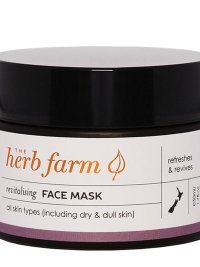 The Herb Farm Revitalising Face Mask - 50ml