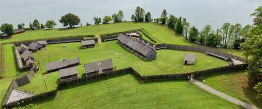 Fort Loudoun State Park Tennessee State Parks