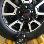 Trd Center Caps Fit Off Road Wheels Toyota Tundra Forum