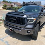 2019 Trd Pro Grill Preference Toyota Tundra Forum