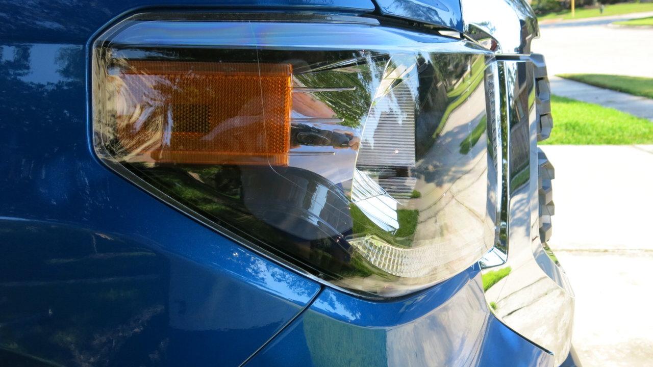 2018 SR5 Standard Headlight Pics Toyota Tundra Forum