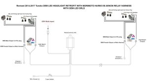 2018 Tundra LED headlight wiring info with diagrams | Page