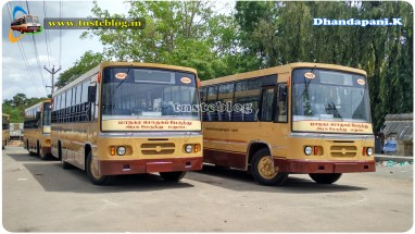 TNSTC Madurai New SLF