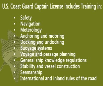 Licensed Coast Guard - Fishing Experience Capt'n Jay- Fishing Trips in Tennessee